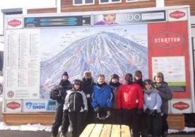 2014 Ski trip group photo