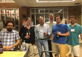 Group reunion at Molecular Interactions GRC